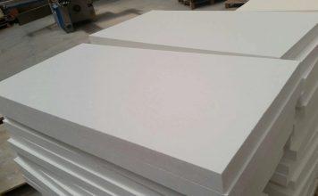 硅酸铝陶瓷纤维湿法毡