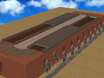 隧道窑维修与改造高温隔热解决方案