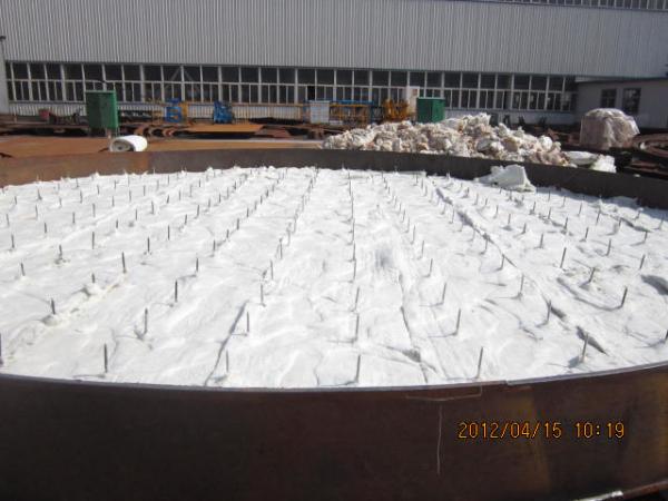 井式渗碳炉高温隔热解决方案