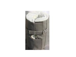 定制柔性可拆卸保温套