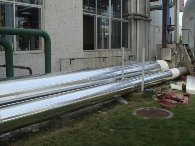 大型管道保温