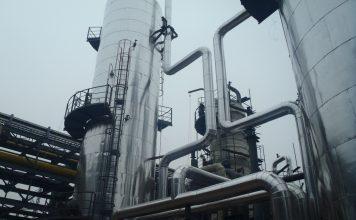 甲醇生产设备保温