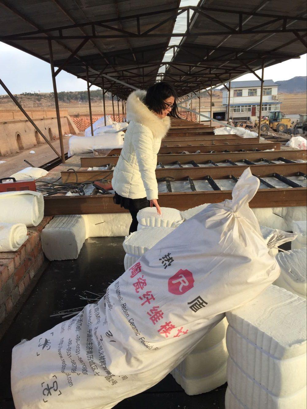 辽宁隧道窑项目
